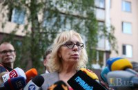 Денисова обеспокоена молчанием России о состоянии Балуха