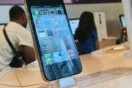 Apple начала продажи iPhone 4
