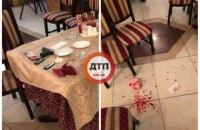 В кафе в центре Киева снова была стрельба, пострадало несколько человек