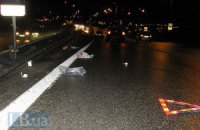 В Запорожье в аварии погибли три человека