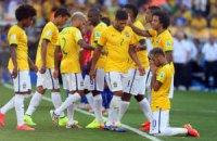 Бразилія ледь не покинула ЧС