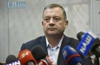 Суд відпустив Дубневича під заставу 100 млн гривень