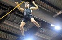 Шведський легкоатлет побив абсолютний світовий рекорд зі стрибків з жердиною