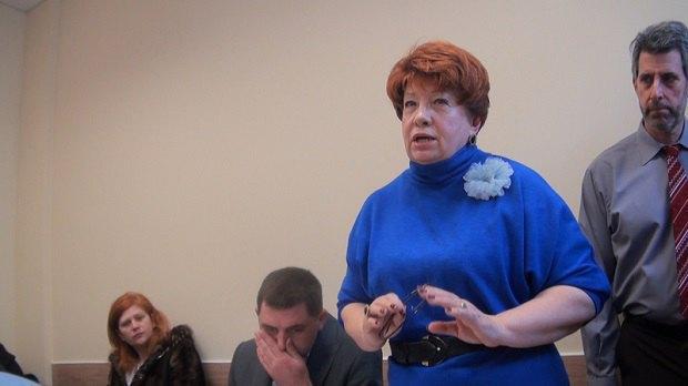 Адвокат Єлизавета Лісниченко