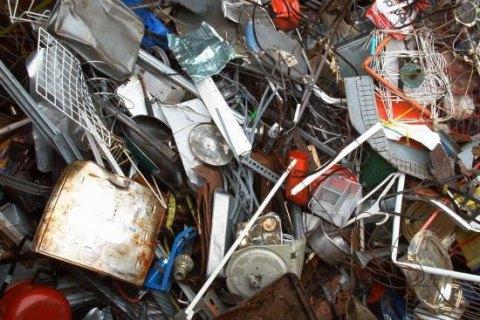 Мито на вивезення металобрухту з України можуть підвищити до 30 євро за тонну