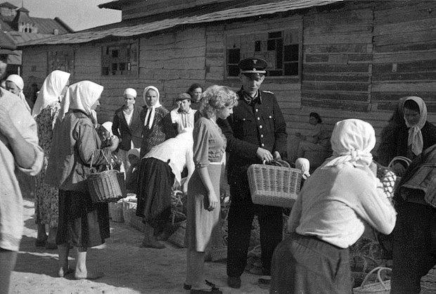 Полтава в період німецької окупації (18.09.1941-23.09.1943)