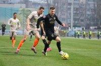 У чемпіонаті України з футболу вперше сільська команда увійшла у топшістку
