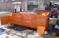 Киев купил две снегоплавилки