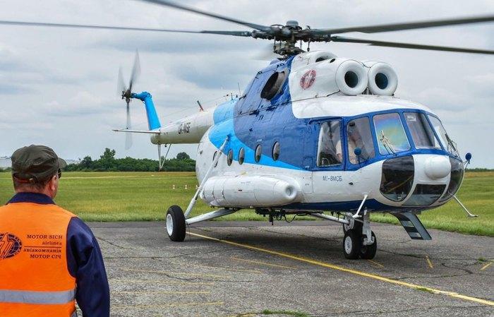 Вертоліт Мі‑8МСБ