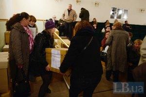 У Києві виборчком намагається дописати відсотки Пилипишину, - активісти