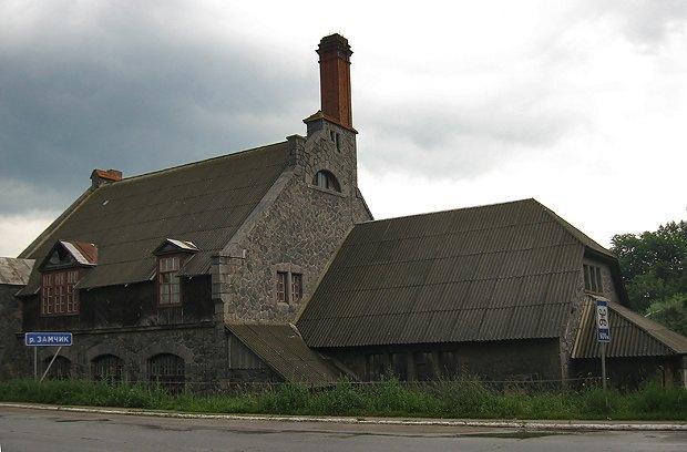 Одна из первых в Украине электростанций