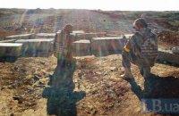 Сепаратисты начали более прицельно обстреливать Пески