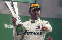 Хэмилтон победил на Гран-при Италии и увеличил отрыв в чемпионате до 30 очков