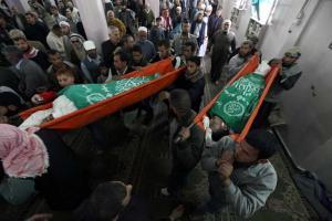 Израиль нанес авиаудар по Сектору Газа: 6 жертв
