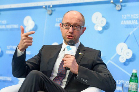 """Яценюк - ведучому BBC: """"Ви б не отримали у мене субсидію"""""""