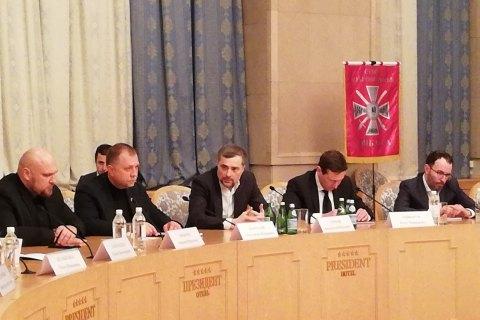 Сурков и Бородай провели в Москве съезд наемников с Донбасса