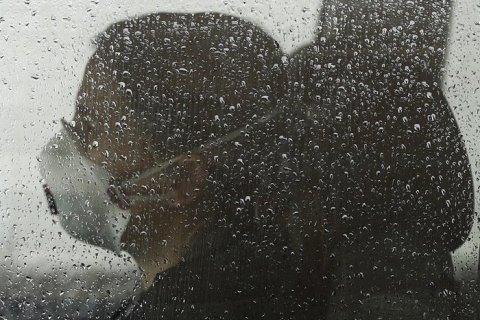 У понеділок в Україні прогнозують короткочасні дощі