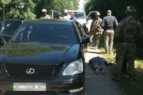 СБУ затримала банду рекетирів у Івано-Франківській області