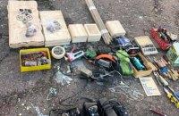 В СИЗО Кропивницкого нашли тайник с водкой, наркотиками и мобильными телефонами