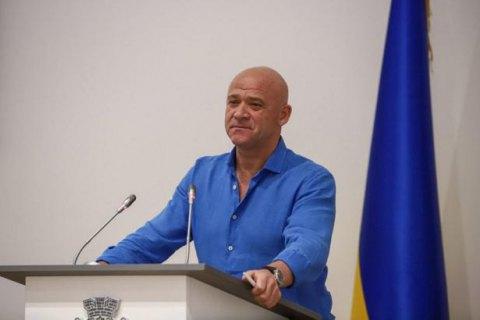 Труханов: в Одесі з'явиться сучасний багатофункціональний спорткомплекс