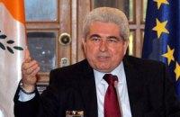 Президент Христофиас заверил в поддержке Кипра евроинтеграции Украины