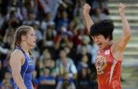 Марія Стадник стала чемпіонкою Європи з боротьби
