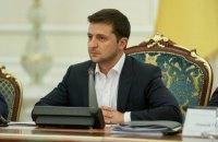 Зеленский пообещал завершить земельную и медицинскую реформы