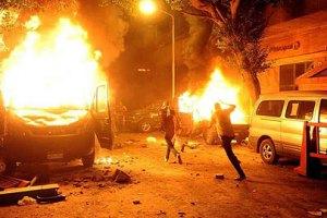 Число пострадавших при штурме израильского посольства в Каире приблизилось к тысяче
