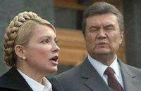 Тимошенко грозит Януковичу отменой политреформы