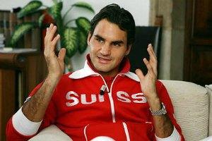 Федерер: поверить не могу, каким я старым стал