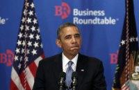 Росія повинна припинити дії на Сході та Півдні України, - Обама