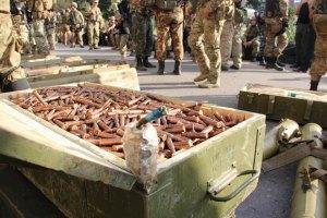 В николаевском порту исчезли 25 миллионов патронов