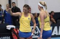 Костюк и Киченок проиграли шведкам парную встречу в Кубке Федерации