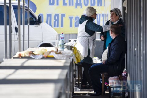 Рынки в Киеве будут открывать постепенно, при условии соблюдения противоэпидемических требований, - КГГА