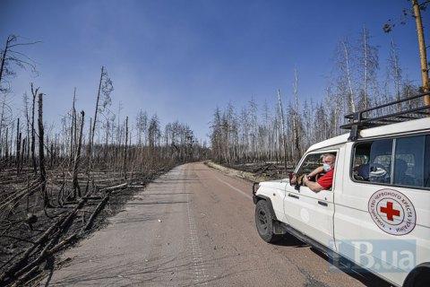 Єрмак: до кінця вересня Червоний Хрест отримає доступ до полонених в ОРДЛО