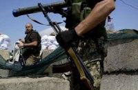 У Луганській області бойовики обстріляли санітарний автомобіль