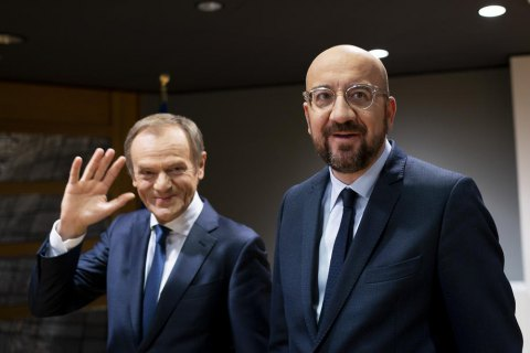 Дональд Туск передал полномочия президента Европейского совета