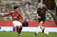 """Шортайр став наймолодшим гравцем в історії """"Манчестера Юнайтед"""", який узяв участь у єврокубку"""