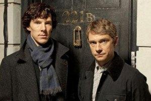 """В Великобритании начались съемки третьего сезона """"Шерлока"""""""