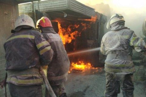 Пожар произошел в исправительной колонии в Свердловской области