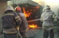 На території агрофірми в Луганській області вибухнув бензовоз, постраждав водій