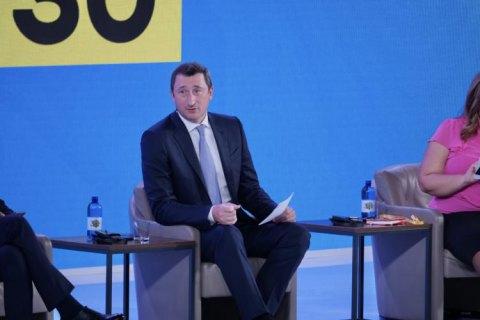 Чернишов: Уряд планує побудувати інфраструктуру для 25-ти індустріальних парків протягом найближчих трьох років