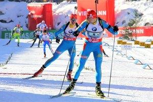 Биатлон. В спринте Украину будут представлять пять биатлонисток