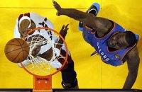 """НБА: """"Індіана"""" та """"Оклахома"""" взяли реванш за поразки в перших матчах"""