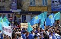 Меджліс змінив місце мітингу в Сімферополі, щоб уникнути провокацій