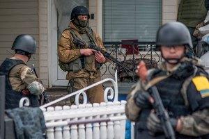 За время проведения АТО погибло 200 силовиков, 619 получили ранения, - СНБО