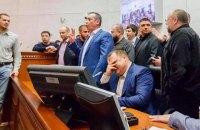 В Днепре депутаты не смогли рассмотреть отставку секретаря горсовета