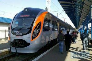 """""""Укрзалізниця"""" повертає на маршрут дніпропетровський Hyundai"""