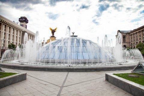 Квітень у Києві став найхолоднішим з 2003 року