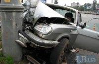 ДТП у Києві: літньому чоловіку за кермом стало зле